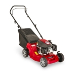 Mountfield HP41 15 inch push entry level petrol mower