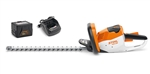 StihlHSA56 Compact cordless domestic hedgetrimmer set battery powered