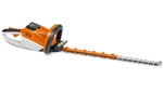 "Stihl HSA 86 18""/45cm cordless hedge trimmer battery powered"