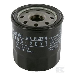 kawasaki engine oil filter fb460v, fc400v, fc420v, fc540v part