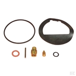 Kohler Uk engine spares carburettor overhaul kit part number 2575701s