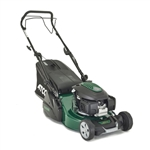 Atco Liner 18SH entry level self propelled lawnmower with rear roller