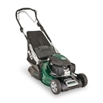 Atco Liner 19SHV self propelled lawnmower with rear roller