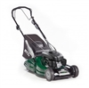 Atco Liner 22SHV self propelled lawnmower with rear roller