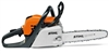 Stihl MS171 entry level petrol chainsaw 14 inch 35 cm bar length