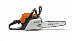 Stihl MS181 homeowner use petrol chainsaw 14 inch 35 cm bar