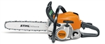 Stihl MS211CBE homeowner use petrol chainsaw 16 inch 40 cm bar