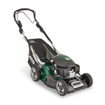 Atco Quattro 19SH VSC self propelled lawnmower with collector mid size
