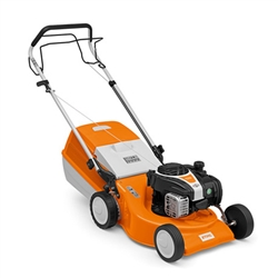 Stihl RM 248T Entry level self propelled petrol powered Lawnmower