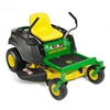 John Deere Z335E Ride on tractor mower mulch or side discharge Zero turn