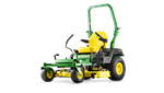 John Deere Z515E Ride on tractor mower mulch or side discharge Zero turn