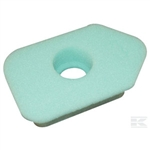 Briggs & Stratton spares UK Briggs FILTER-A/C FOAM Part number BP272235S