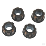 Hayter Murray front wheel axle bush set of 4