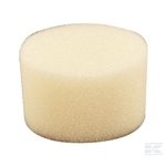 Tecumseh engine spares oval foam air filter