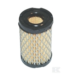 Tecumseh engine spares round tube paper element air filter