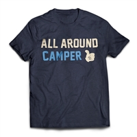 Be that guy. BE AN ALL AROUND CAMPER. The most spirit, the kindest soul. The all around greatest kid at camp!