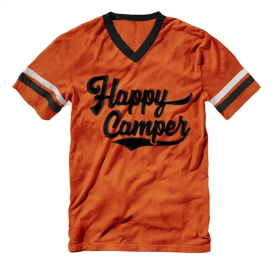 Whats your happy place. BE THE HAPPIEST CAMPER.