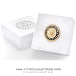 White House Presidential Seal Pin