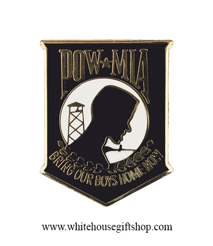 POW & Missin in Action Lapel Pin