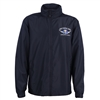 Air Force One Presidential Crew Windbreaker,Navy Blue