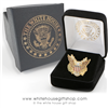 U.S. American Great Eagle Lapel Pin