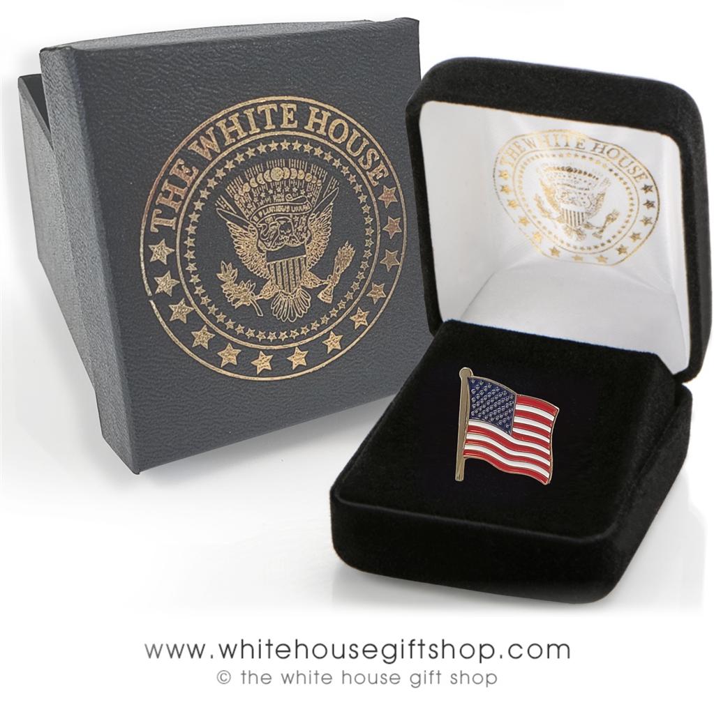 Donald TRUMP 2020 Election President Badge Republican Lapel Pin USA Flag 5pcs