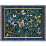 Michelle Obama Butterfly Blanket and Throw