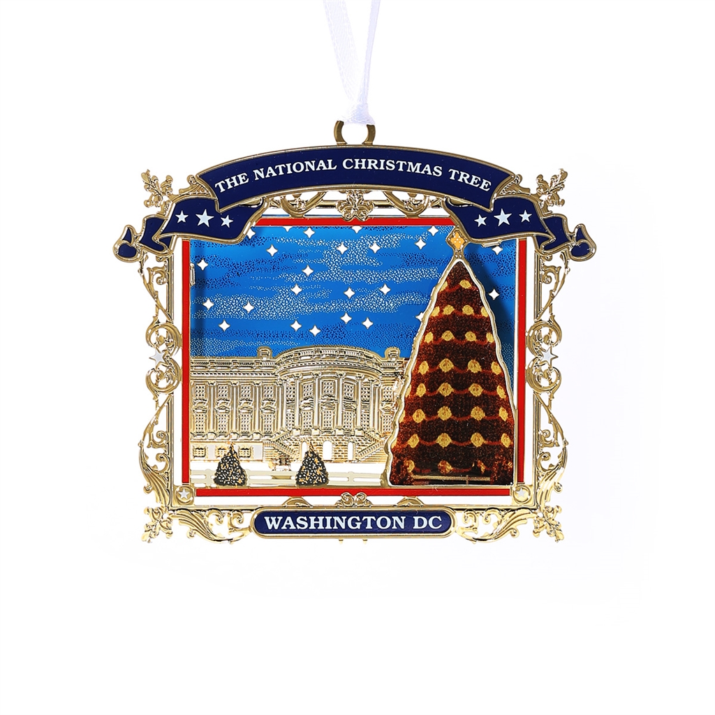 The 2007 White House Ornament Features The National