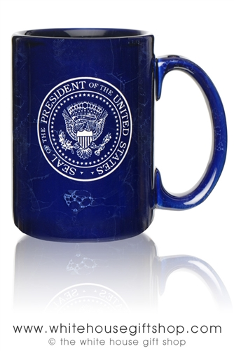Seal of the President Coffee Mug