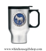 Hertiage Pewter Democrat Mug