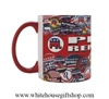 Republican Buttons Coffee Mug