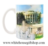 Washington D.C. Lincoln Memorial Mug