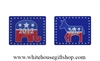 Democrat & Republican Mouse Pads