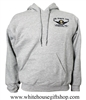 Air Force One Gray Hoodie
