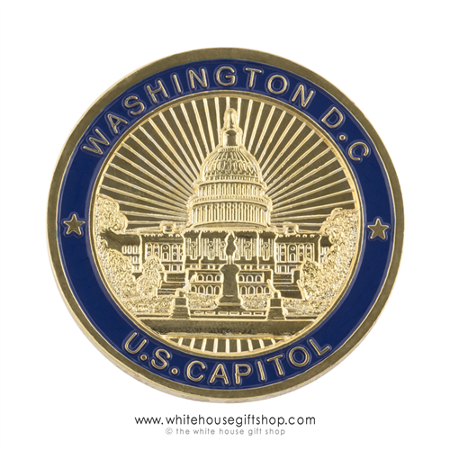United States Capitol Commemorative Coin