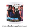 Obama First Family Photo Mug
