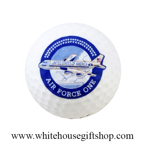 Air Force One Golf Ball