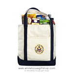 Great Seal of the United States Canvas Tote Shopping Bag