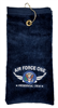 Air Force Presidential Crew Golf Towel, Made in The USA, Cotton, White House Seal