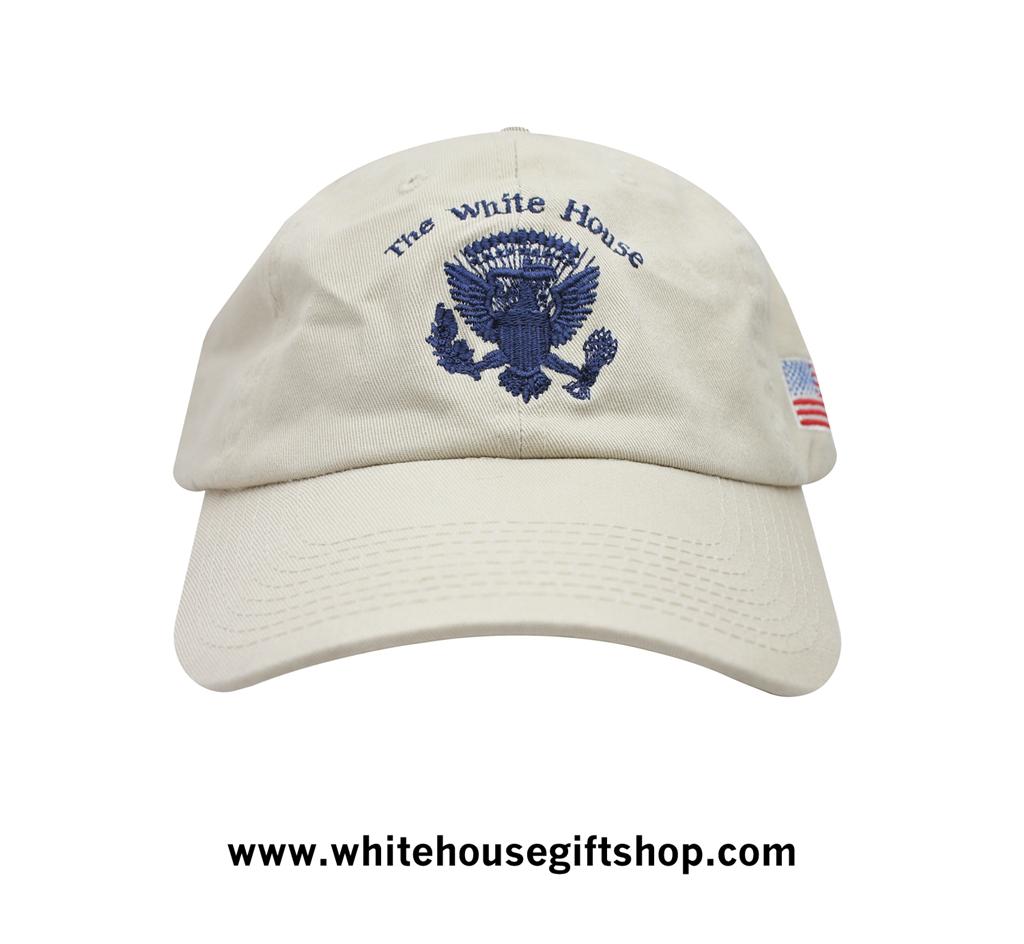 Presidential Eagle Khaki Hat 0079b741b25