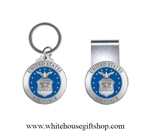 Air Force Money Clip & Keyring