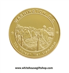 Korean War Commemorative challenge coins
