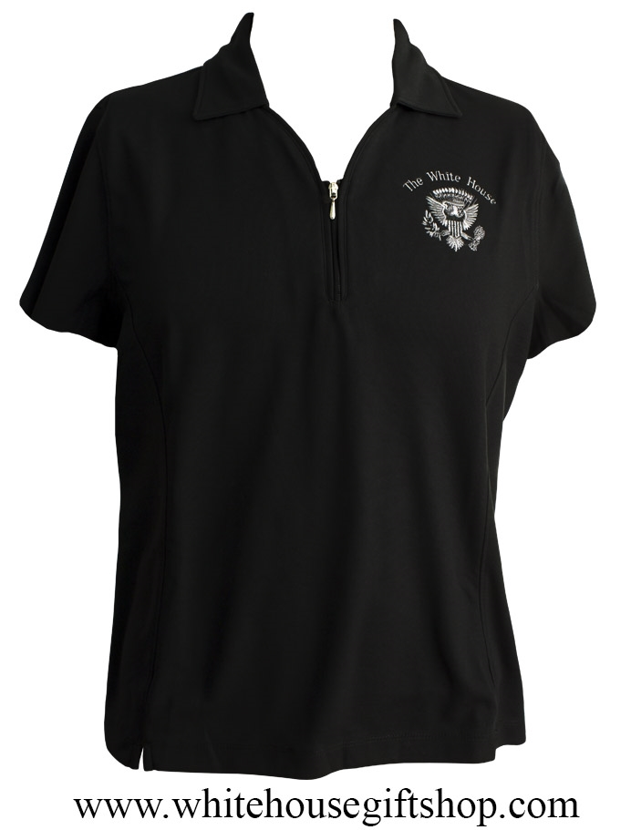 White House Pebble Beach Golf Shirt Larger Photo Email A Friend