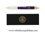 White House Inauguration Commemorative Lighted Ink Pen from the Official White House Gift Shop