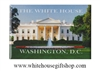 White House North Lawn Magnet