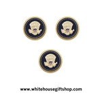 President Eagle Seal Cufflinks & Lapel Pin