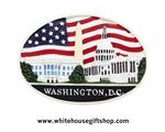 Washington D.C Magnet