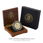 The White House Coin in Case