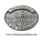 The White House Pewter Psperweight