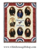 Great Democrats Blanket, Throw